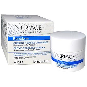 Uriage Bariéderm Fissures, Cracks Insulation and repair ointment