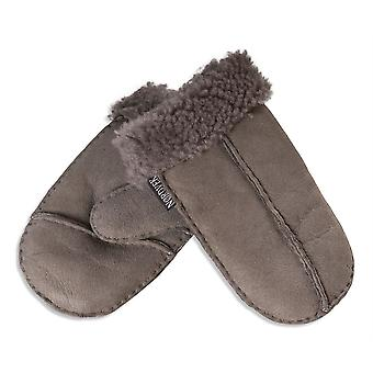 Nordvek Childrens Sheepskin Mittens - Split Palm - Kids Winter Gloves 325-100