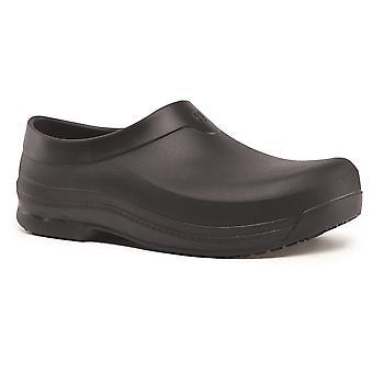 Shoes For Crews Mens Radium Slip Resistant Lightweight Clogs
