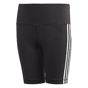 Adidas Girls Believe This 3-stripes Short Tight