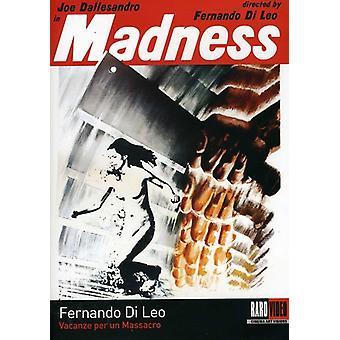 Madness [DVD] USA import