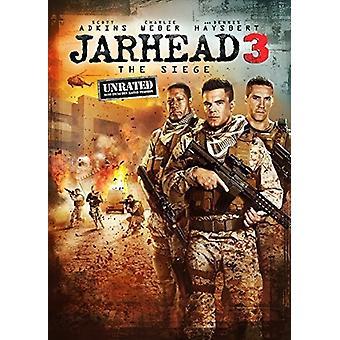 Jarhead 3: Importer des USA siège [DVD]