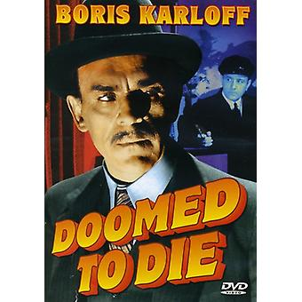 Condannati a morire di importazione (1940) [DVD] Stati Uniti d'America