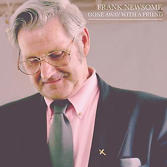 Newsome*Frank - Gone Away with a Friend [CD] USA import