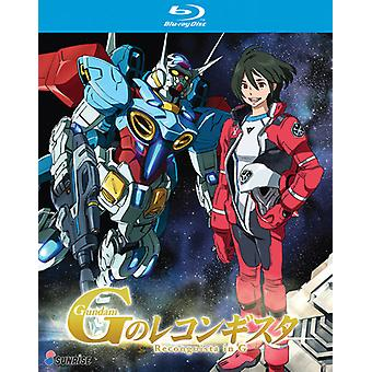 Gundam Reconguista in G: Complete Collection [Blu-ray] USA import
