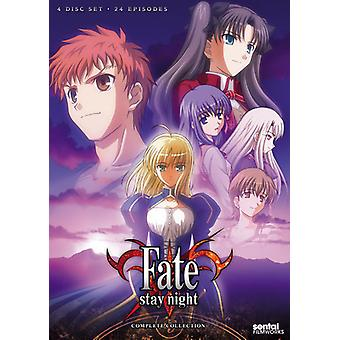 Fate/Stay Night - Fate/Stay Night: Complete Collection [DVD] USA import