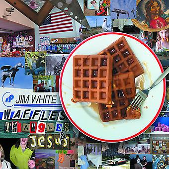 White*Jim - Waffles Triangles & Jesus [CD] Usa import