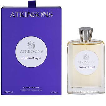 Atkinsons - Britská kytica - Eau De Wcte - 100ML