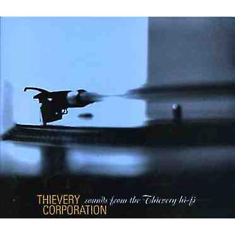 Thievery Corporation - Sounds From the Thievery Hi-Fi [CD] USA import