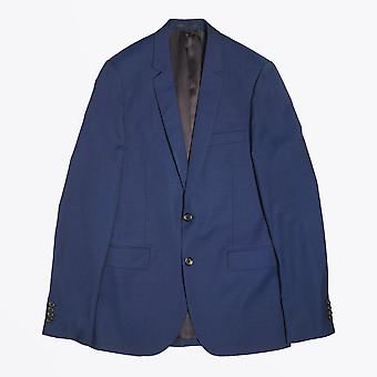 PS Paul Smith  - Fully Lined Wool And Mohair Suit - Blue