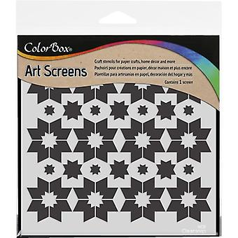 Clearsnap ColorBox Art Screens Star Points