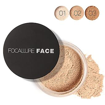 Loose Powder For Face Makeup, Waterproof Skin Finish Powder