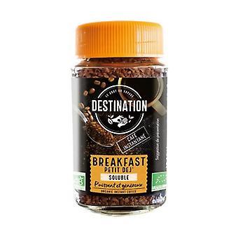 Gevriesdroogde biologische ontbijtkoffie 100 g