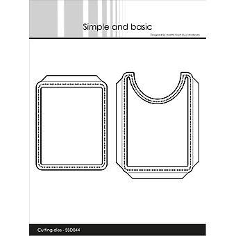 Simple and Basic Pocket & Flap Dies