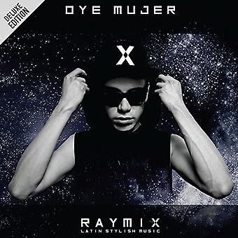 Raymix - Oye Mijer [CD] USA import