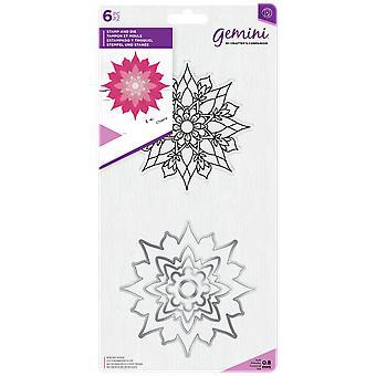 Gemini Chakra Stamp & Die