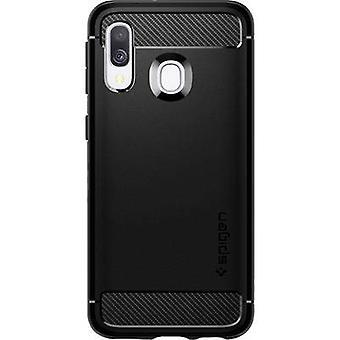 Spigen Rugged Armor Case Samsung Galaxy A40 Matt black