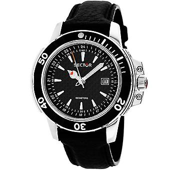 3251240125, Sector Men'S Series 240  - Black Watch