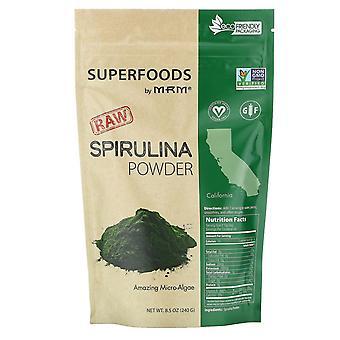 MRM, Raw Spirulina Powder, 8.5 oz (240 g)