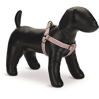 Designed By Lotte Nylon Harness - Virante Light Pink - 15mm x 35-60cm