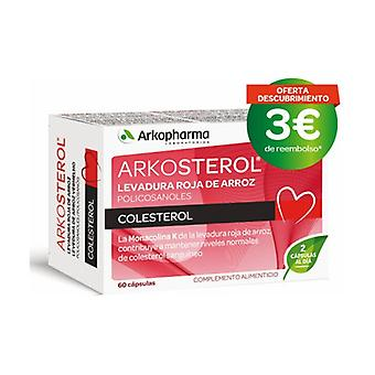 Arkosterol Red Rice Yeast 120 capsules