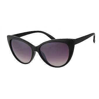 Sunglasses women's black with grey lens Cat. 3 (A 60732)