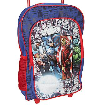 Avengers Childrens/Kids Trolley Bag