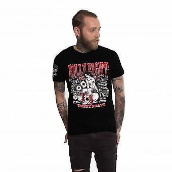 Billy eight - sweet death - mens t-shirt - black