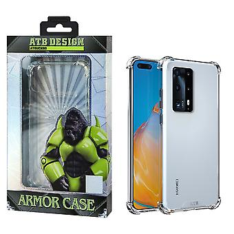 Huawei P40 Pro Case Transparent - Anti Shock