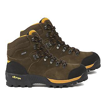 AIGLE Altavio Gore Tex Waterproof Hiking Boots - enkel steun hard dragen zool