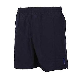 Boys Solid Tactel Shorts