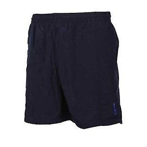 Boys Solid Tactel Shorts