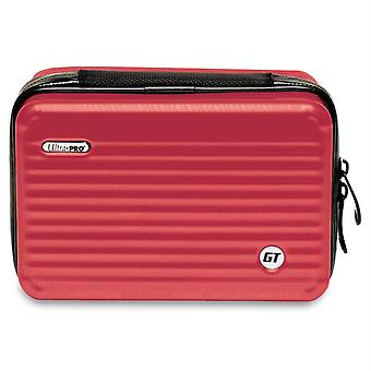 Gt Luggage Deck Boxes - Rouge