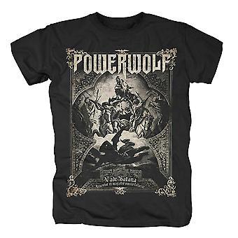 Powerwolf Vada Satana T shirt
