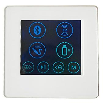 4 Inch Embedded Family Hotel Smart Home Background, Music Player Host