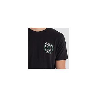 New Era Nba Boston Celtics Neon Lights Black T-shirt