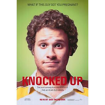 Knocked Up Movie Poster (11 x 17)