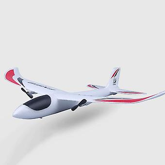 Fx-818 2.4g Epp Remote Control Rc Airplane Glider Toy With Led Light Kids