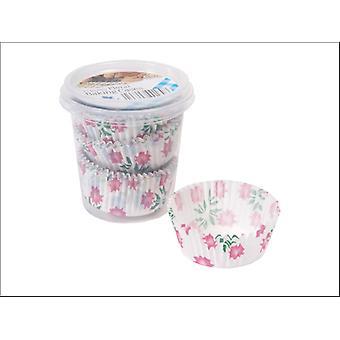 Essensielle kake tilfeller Floral x 75 CAKE75