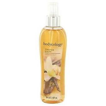 Bodycology paahdettu sokeria Bodycology tuoksu sumu spray 8 oz (naiset) V728-530506