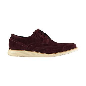 Rockport Wingtip Zapatos Para Hombres