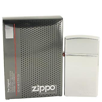 Zippo Original par Zippo EDT Spray Rechargeable 50ml