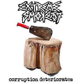 Extreme Smoke 57 - Corruption Deteriorates [CD] USA import