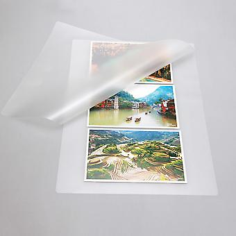 A4 Thermal Laminating Film Pet For Photo/files/card/picture Lamination Roll