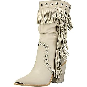 Kenneth Cole New York Women's West Side Mid Fringe Fashion Boot