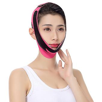 Facial Lift Up Belt Elastisk Face Slankende Bandage V Line Face Shaper Anti Wrinkle Strap Face Care Slim Tools