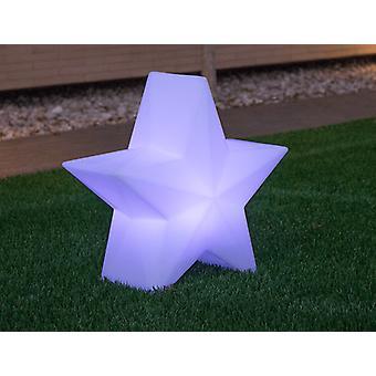 Koristeellinen led valaistu tähti