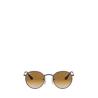 Ray-Ban RB3447N gunmetal unisex sunglasses