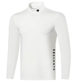 Sonbahar Kış Yeni Uzun Kollu Golf T-shirt - Erkek Spor Giyim