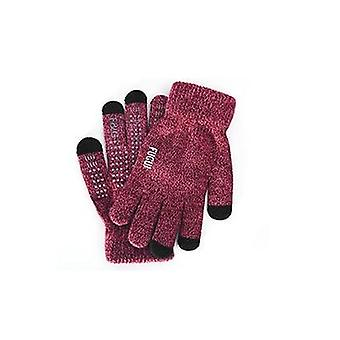 Winter Outdoor Sports Warm Touch Screen Gym Fitness Full Finger Gloves